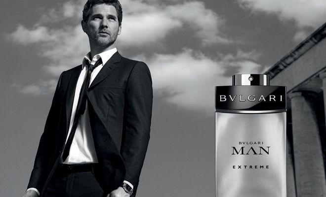 Eric Bana, que pudimos ver junto a Brad Pitt en la película Troya, fue elegido por la prestigiosa firma de lujo Bulgari, para representar su perfume para hombre Bulgari Man Extreme.