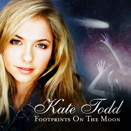 Kate Todd, Footprints on the Moon