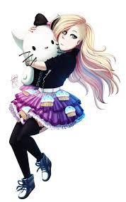 -Avril Lavigne-Hello kitty