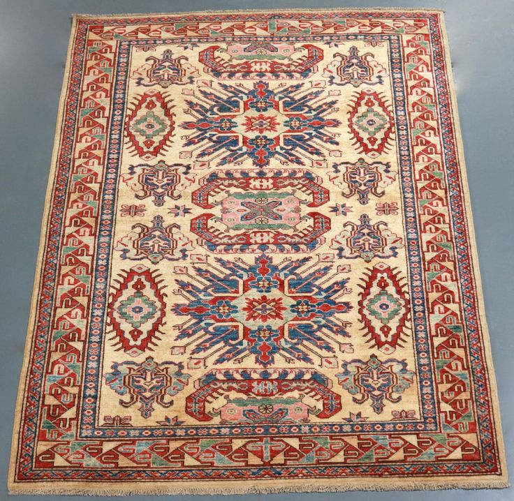 Kazak Ferihan (Ref 41) 195x145cm - PersianRugs.com.au