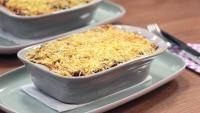 Vegan lasagne met aubergine en spinazie   De keuken van Sofie