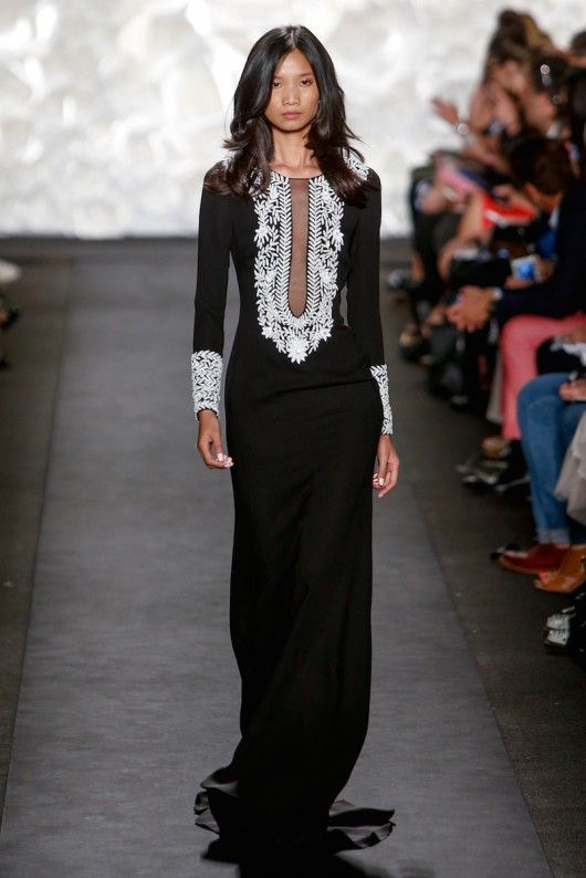 Naeem Khan Lente/Zomer 2015 (28) - Shows - Fashion