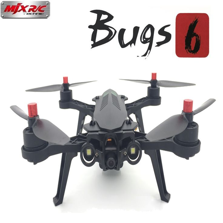MJX Bugs 6 B6 Drone   Tag a friend who would love this!   FREE Shipping Worldwide   Buy one here---> https://zagasgadgets.com/mjx-bugs-6-b6-rc-drone-2-4g-6-axis-brushless-motor-racing-drone-with-camera-hd-fpv-rc-quadcopter-remote-control-rc-helicopter/