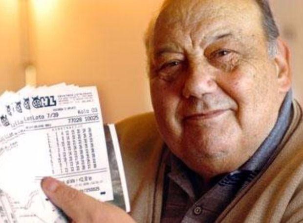 Ο 87χρονος Κροάτης Φράνε Σελάκ, γνωστός ως «ο πιο τυχερός άνθρωπος στον κόσμο», καθώς όχι μόνο γλίτωσε επτά φορές τον θάνατο αλλά στο τέλος κέρδισε και το λαχείο.