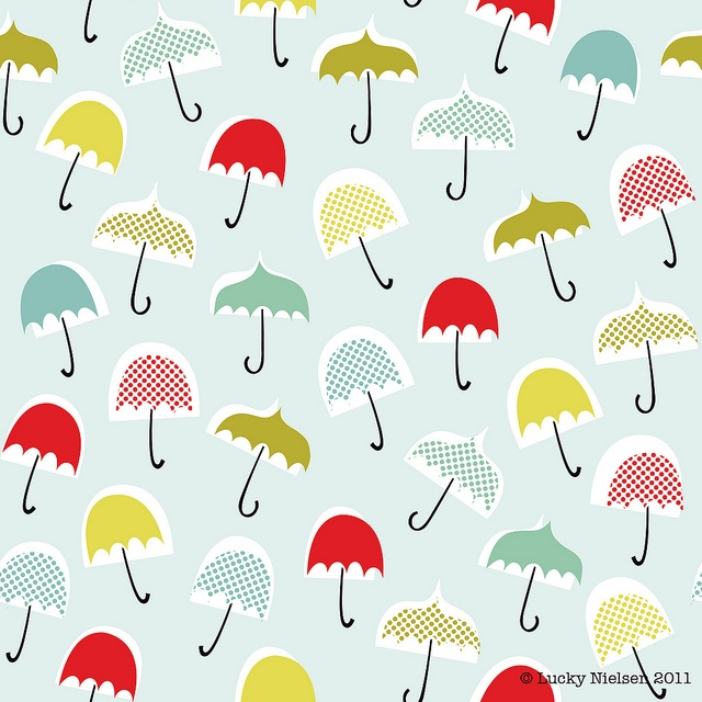 #Fabric #pattern at #Spoonflower #umbrella