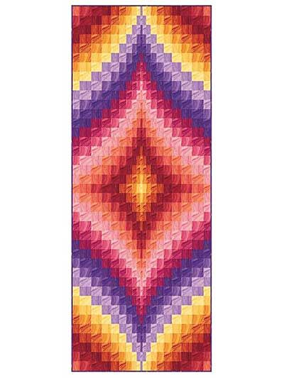 155 Best Images About Bargello Quilts On Pinterest