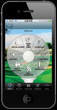 Troon Launches 100 GPS Golf Apps including the Troon App!