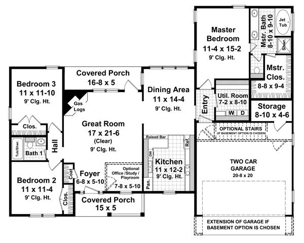 367 best House Plans images on Pinterest   Small houses, Tiny ...