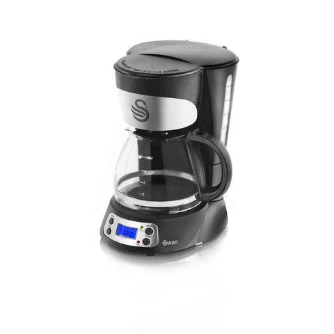 Swan Programmable Coffee Maker