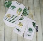 Encrypted Toddler Boys 100 Dollar Bill T-Shirt Sho…