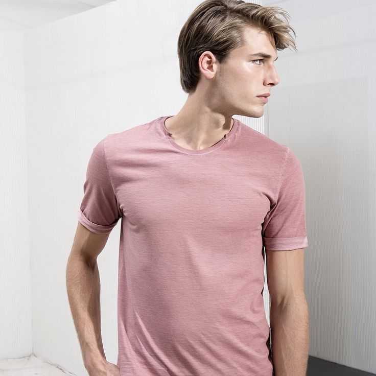 #AlphaStudio lightweight cotton t-shirt old dyed treatment for the hottest days of summer!   #SS2015 #fashion #outfit #outfitoftheday #knitwear #menstyle #menswear #men #menfashion #style #stylish #stylishoutfit #glamour #florence #summer #cotton #tshirt #gauge #yarn