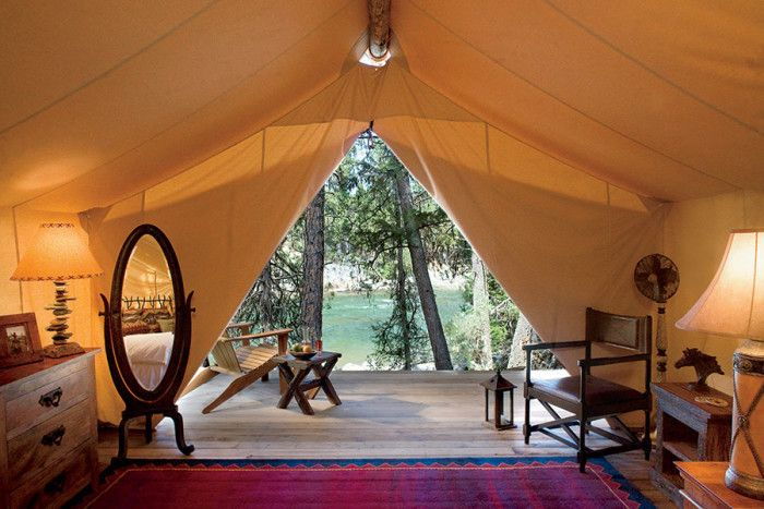 6 Glampgrounds worth exploring in Montana