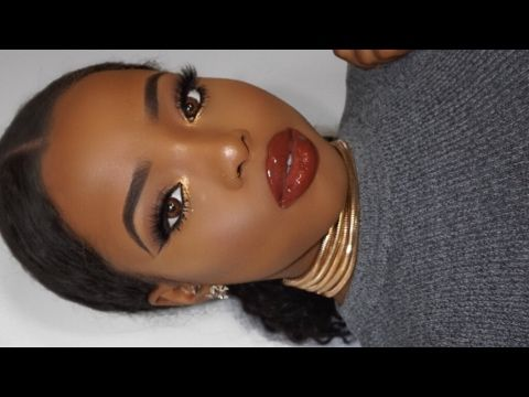 PhotoReady GLOWY CHOCOLATE MAKEUP TUTORIAL