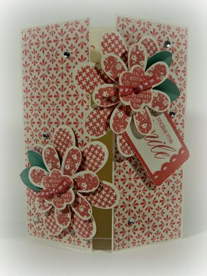 : Cards With, Dimensions Flowers Ctmh, Flowers Cards, Sweet Folding, Rose Blossoms, Folding Cards, Gatefold Cards, Blossoms Legacy, Make Me Smile