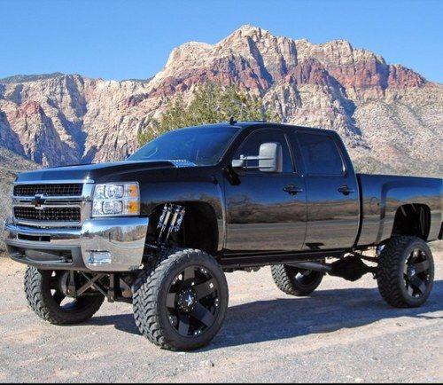 Best 25+ Jacked up trucks ideas on Pinterest | Lifted ...