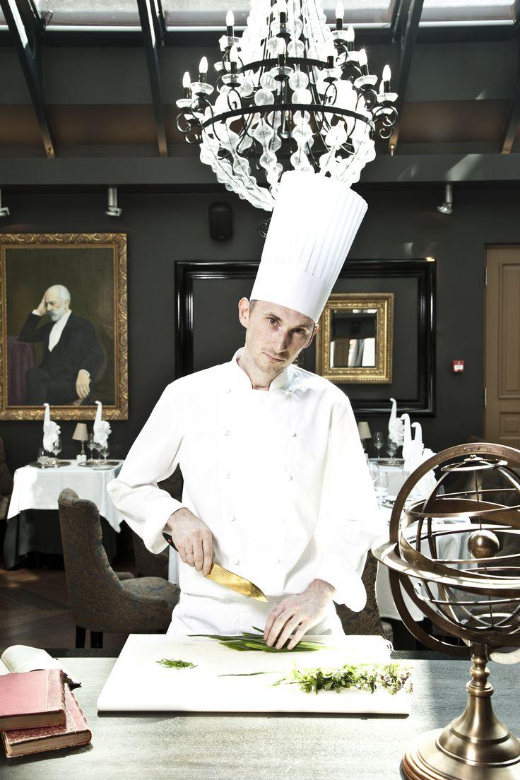 Chef de Cuisine Vladislav Djatšuk
