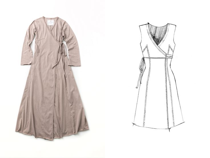 2017 BUILD A WARDROBE: THE WRAP DRESS http://journal.alabamachanin.com/2017/07/build-a-wardrobe-2017-the-wrap-dress/?utm_campaign=coschedule&utm_source=pinterest&utm_medium=Alabama%20Chanin&utm_content=2017%20BUILD%20A%20WARDROBE%3A%20THE%20WRAP%20DRESS