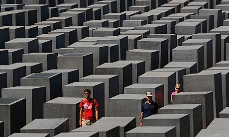 When the iron curtain fell, one condition of German reunification was that all memorials to the Soviet dead would be maintained. Description from theguardian.com. I searched for this on bing.com/images