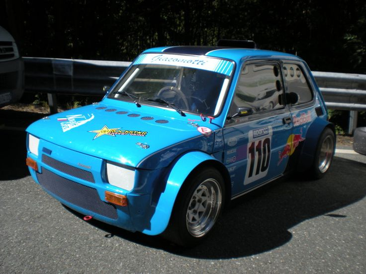 fiat 126 race car - Google Search