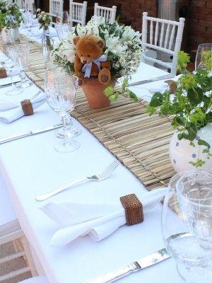 Teddy Bear Garden Party