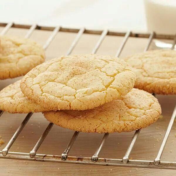 Duncan Hines Cake Mix Snickerdoodle Cookies