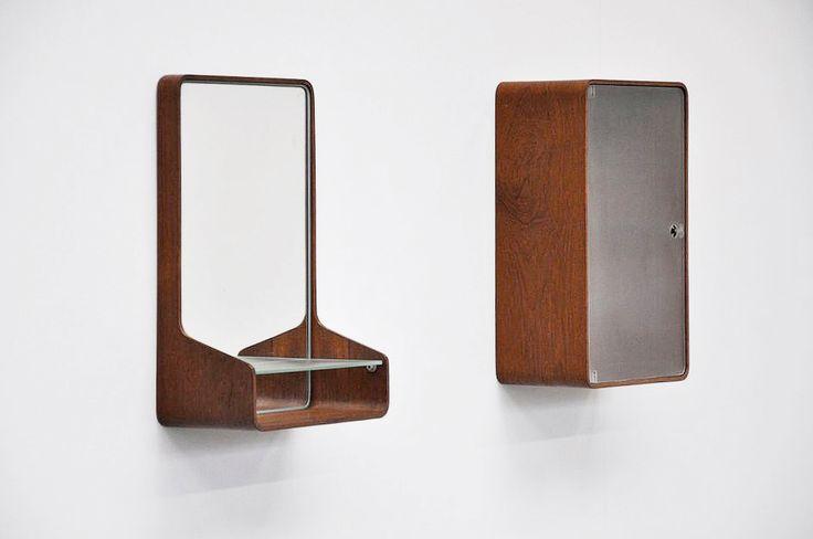 lifeonsundays:  Friso Kramer Euroika vanity set mirror auping 1963
