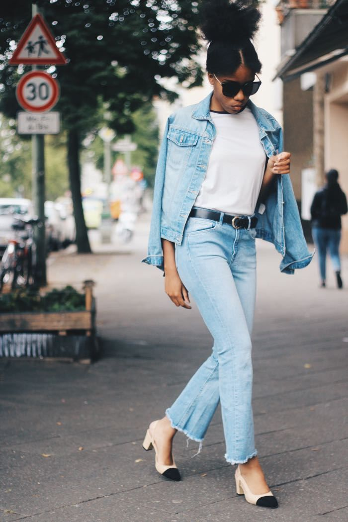 1000 ideas about jeansjacke kombinieren on pinterest for Jeansjacke kombinieren