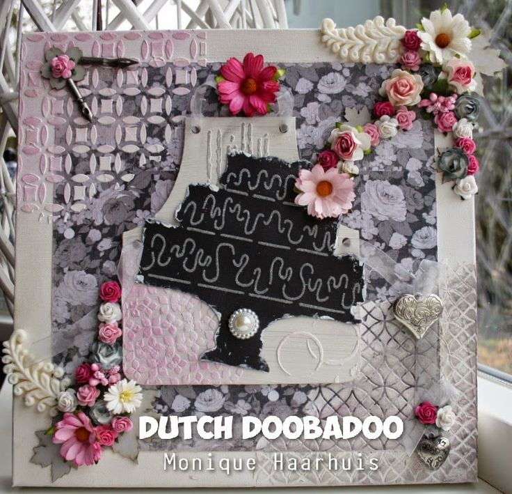 Cake Art Netherlands : 25 best images about 470.713.501 Dutch Card Art Cake A4 on ...
