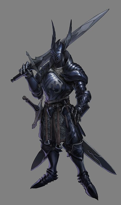 Combining Armor - Knights & Dragons: Rise of the Dark Prince