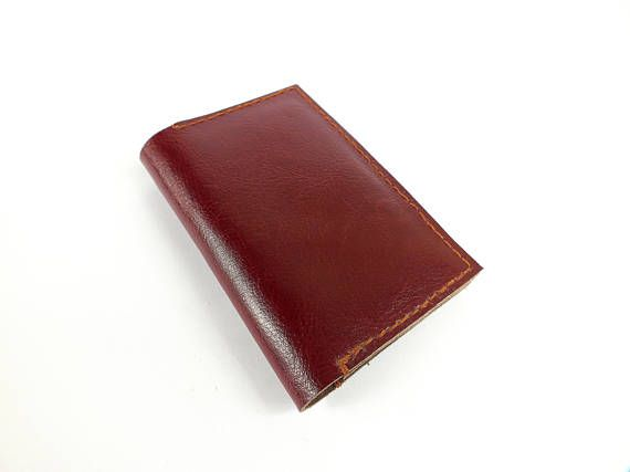Mens Leather wallet, Mens Wallet, Leather Wallet, Minimal Leather Wallet, thin wallet, mens wallets