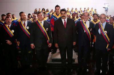 Rompiendo Muros: Maduro y Los Cinco en Venezuela