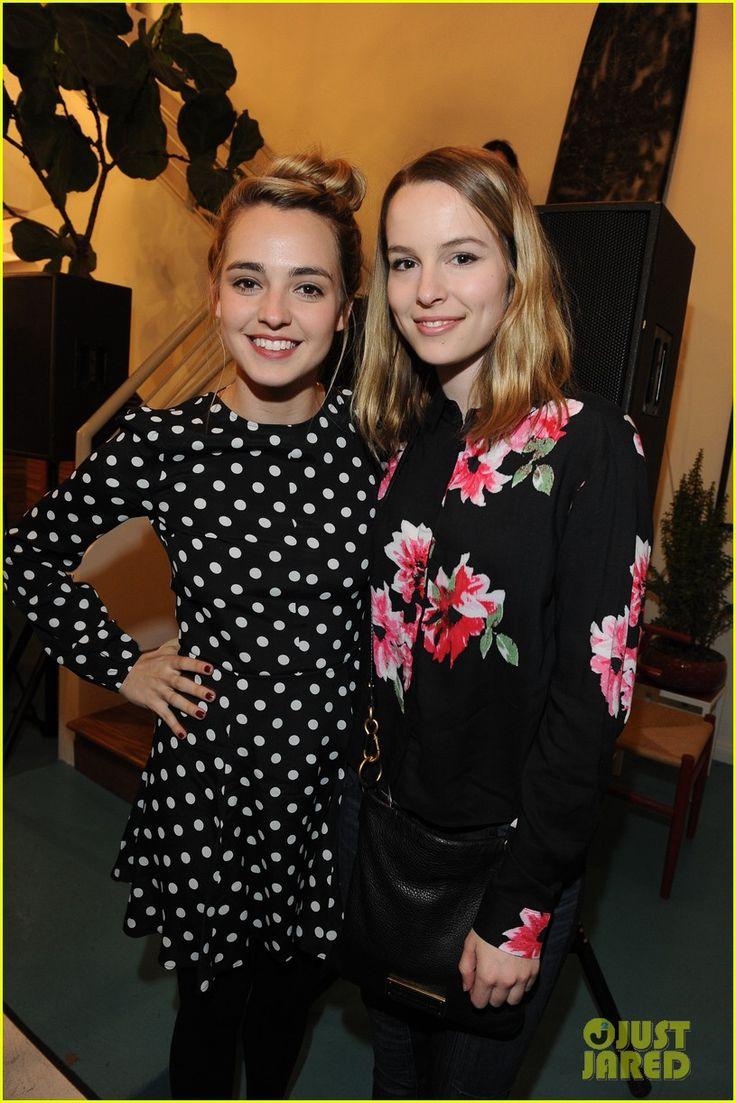 Katelyn Tarver & Bridgit Mendler