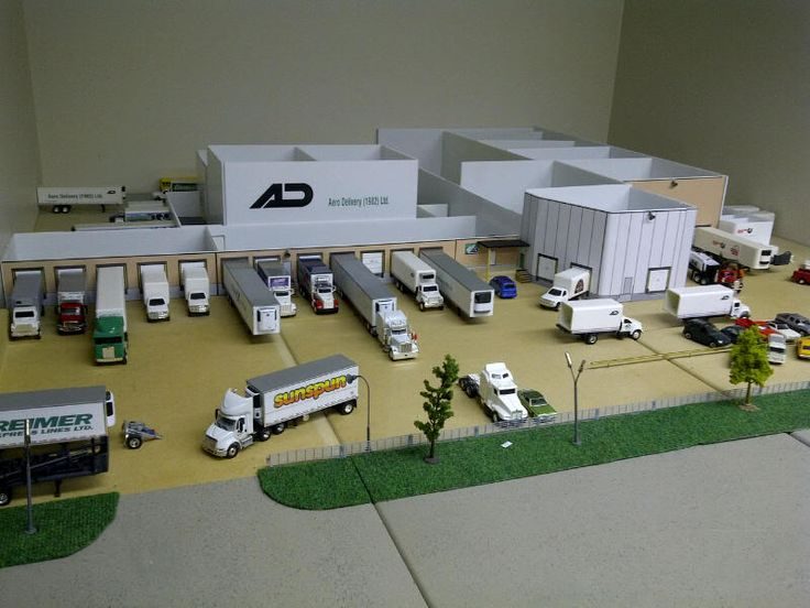 Toy Model Buildings : Toy farmer diorama scale model pinterest