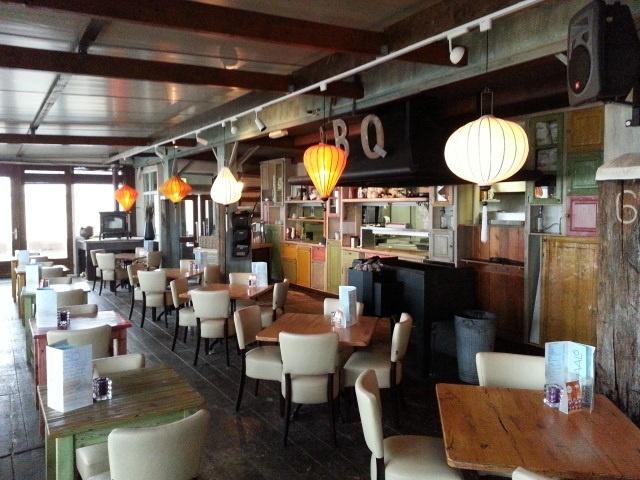 Paalzes, Paal6, restaurant verlichting, barverlichting, strandtent