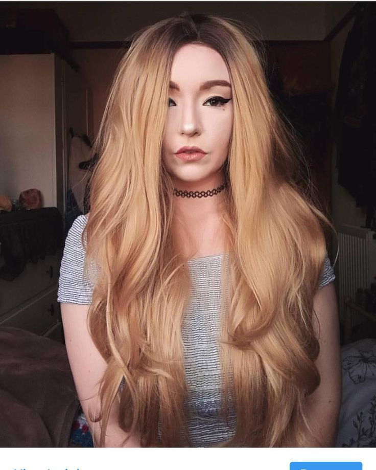 @charlottealicecollier Killing it in Lush style: Blonde Heaven  This gorgeous real looking lace front is available now from Lushwigs.com #lushwigs  (link in bio) . . . #wig #lacefrontwig #lacewig #lushhair #lushwigsblondeheaven #blondehair #blonde #gorgeouswig #wigs #hairtrends #hairspiration #lushwig #makeup