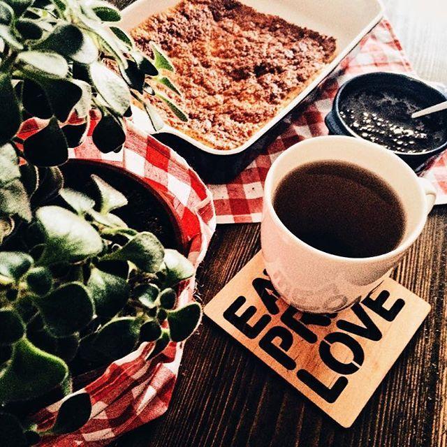Сейчас мы #вкусно покушаем и в уборку ударимся))). #фотодня #завтрак #запеканка #мило #красиво #красота #прекрасно #amazing #instagood #instalike #nice #breakfast #follow #sweet #foodie #food #perfect #photo #photooftheday #beautiful