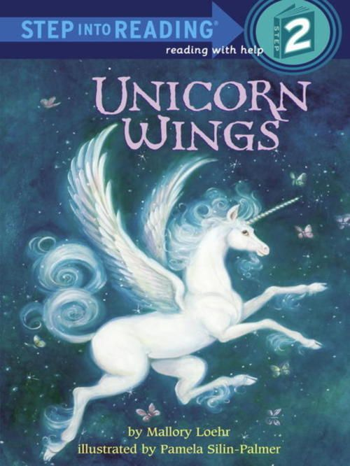 """""""A unicorn in an ebook."""" That's more like it."""