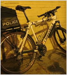 That time I wrote about going on a ride-along with a DC bike cop.