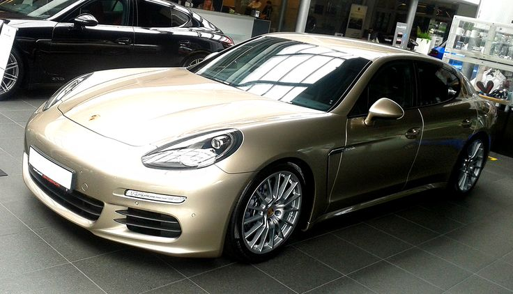 Porsche Pannamera 2016