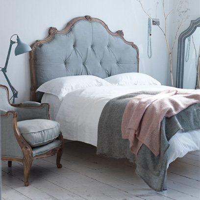 Cox and Cox lifestyle bedroom