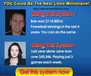 winning 3 digit lottery strategies that work