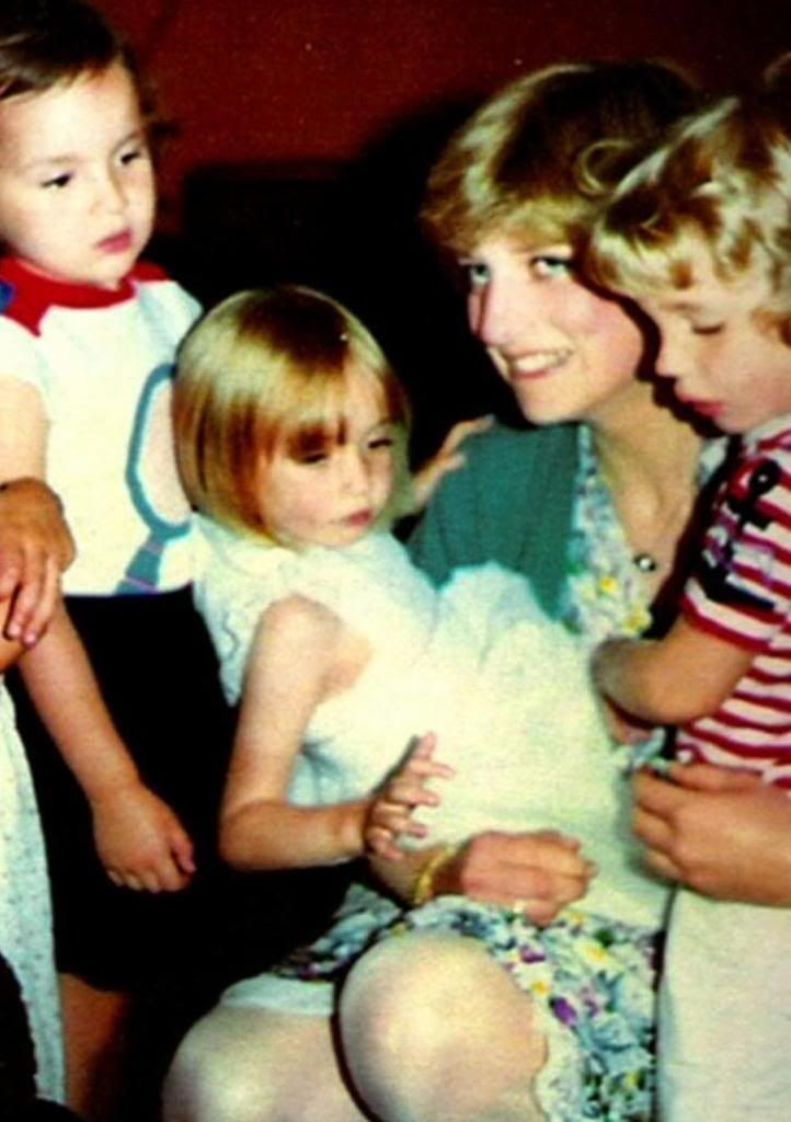 Friday, July 17, 1981: Lady Diana Spencer returned to the Young England Kindergarten in Pimlico for the end of the term party and surprised the children with a visit.