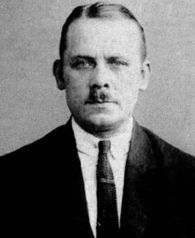 This is Fritz Haarmann, aka The Vampire of Hannover. Life in post WWI Germany was hell. No jobs, money or food. Fritz survived by killing young men he met at the rail station (by biting their necks). He would then sell their clothes and belongings. Oh, he also sold their flesh in the black market to Hannover's starving population. He was convicted of killing 27 people, but police estimated he may have been responsible for many other disappearances. 600 young men went missing in a single…