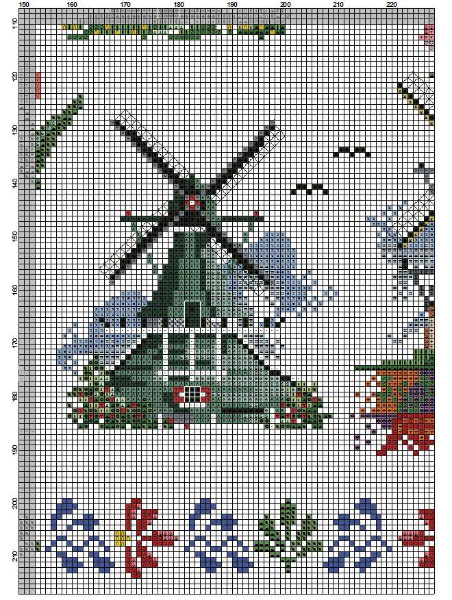 Holland Molen 8