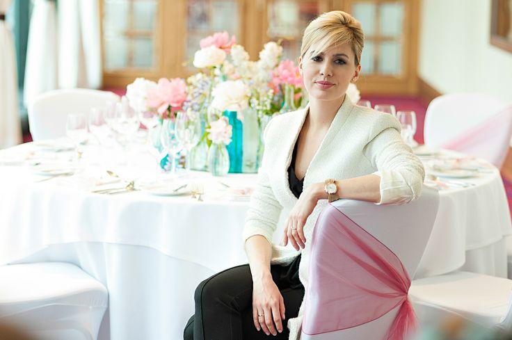 Aga Popielewicz, fot. Karolina Mikiewicz #wedding #weddingshow #powiedzmytak #targi #ślubne #ślub #wesele | http://powiedzmytak.pl/artykul/wedding-show-powiedzmytak/