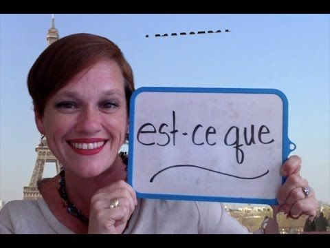 Jennifer, from http://www.lovelearninglanguages.com, teaches a lesson on forming…