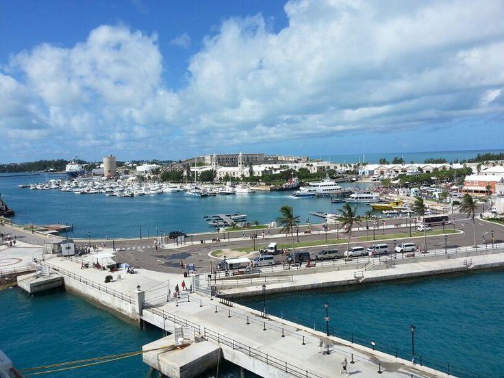 Kings Wharf Bermuda