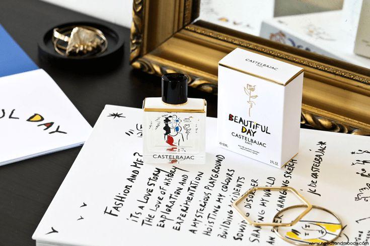 """Gourmand, addictif, régressif: 3 mots pour décrire le nouveau parfum Beautiful Day de Jean-Charles de Castelbajac  Si vous faisiez partie des fans du parfum """"Doudou"""" de la marque, qui évoquait l'odeur de la colle Cléopâtre de notre enfance, celui-ci pourra peut-être vous plaire puisqu'il a également été travaillé autour de l'amande.  Disponible en exclu, chez @marionnaud ! ☺  Revue à retrouver sur mon blog beauté, Needs and Moods:  https://www.needsandmoods.com/castelbajac-beautiful-day/"""