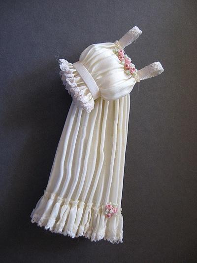 Nancy Manders beautiful silk camisole set