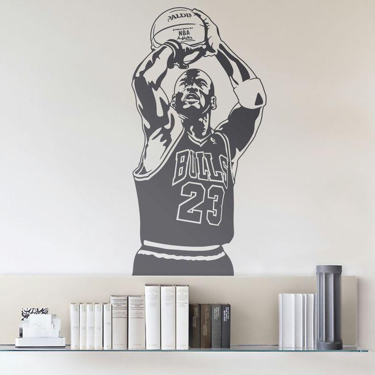 Jugador de Baloncesto - VINILOS DECORATIVOS